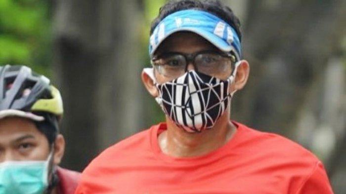 INSPIRATIF, Jarang Dilakukan Pejabat, Sandiaga Uno Serahkan Seluruh Gaji Menteri ke Baznas