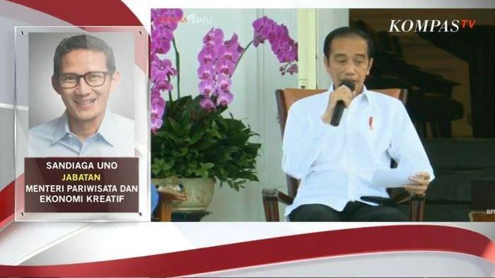 INILAH Profil Singkat 6 Menteri Baru Jokowi, dari Bu Risma sampai Sandiaga Uno, Dilantik Pagi Ini