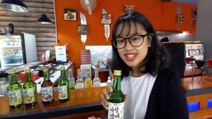 Sarangenge Minuman Soju Halal dari Bandung, Tawarkan 5 Varian Kombinasi Rasa Buah