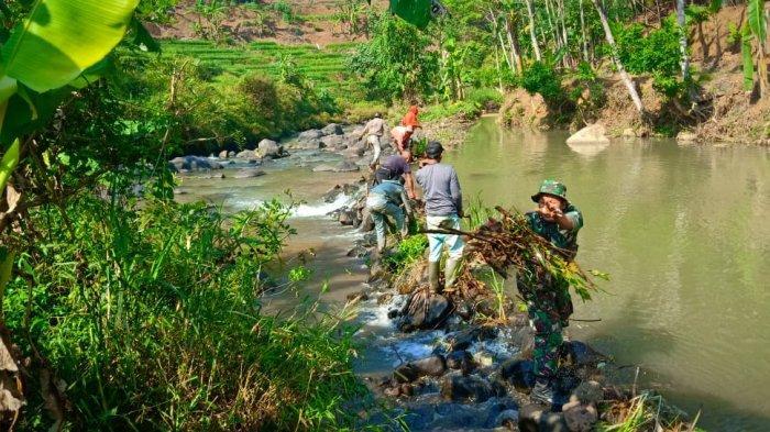 Satgas Citarum Harum Sektor 13 Ajak Pemerintah Daerah di Purwakarta Proaktif Sukseskan Citarum Harum