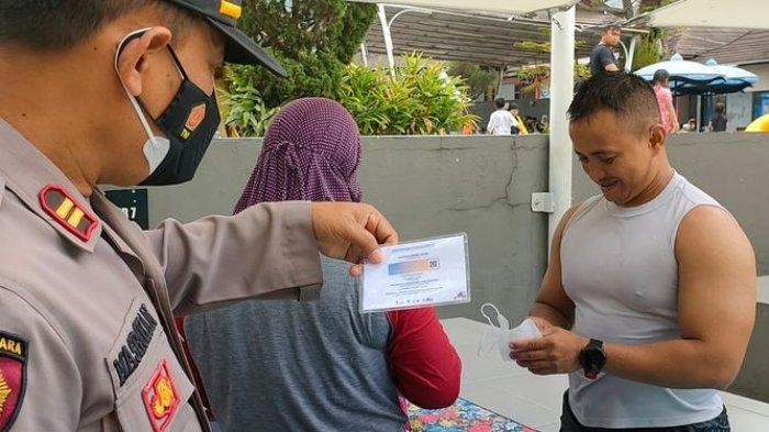 Satgas Covid-19 Garut Cek Wisatawan di Objek Wisata Cipanas, Ada Diskon untuk yang Sudah Vaksin