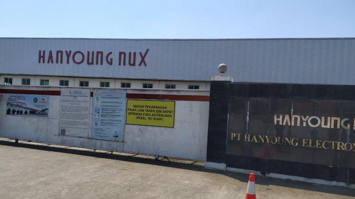 Satgas Citarum Harum Sidak Tiga Pabrik, PT Hanyoung dan PT Notos Larang Wartawan Ambil Gambar Sidak