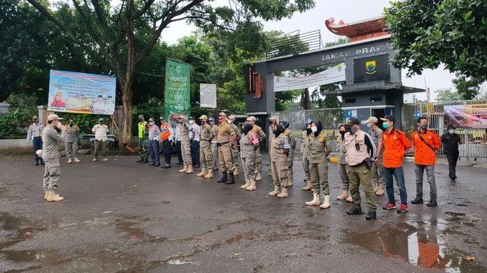 Tiga Taman di Pusat Cianjur Tutup karena Jadi Tempat Berkerumun, Taman Alun-Alun Paling Awal
