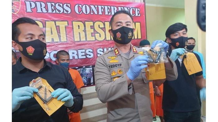 Komplotan Maling Motor Berhasil Diringkus Satreskrim Polres Subang, 23 Motor Kini Diamankan