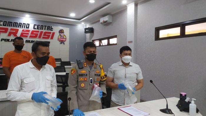Memperjualbelikan Benur, Dua Pengepul Benur di Sukabumi Ditangkap, Diancam 8 Tahun Penjara