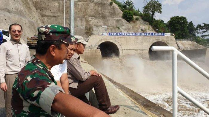 BBWS Citarum: Terowongan Nanjung Sudah berfungsi Maksimal, Pekerjaan Lain Belum Beres