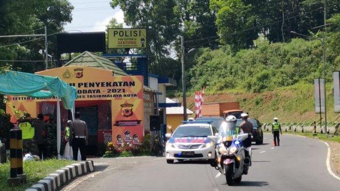Selama Masa Larangan Mudik, Kendaraan Luar Daerah Dilarang Masuk Kabupaten Cirebon