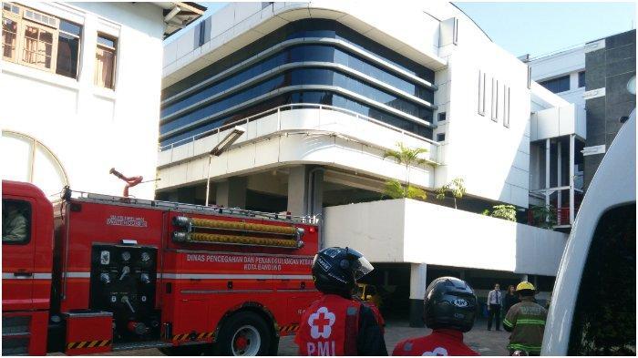 Kebakaran di Hotel Savoy Homann Bandung Dipadamkan Staf Hotel Dalam Waktu 5 Menit