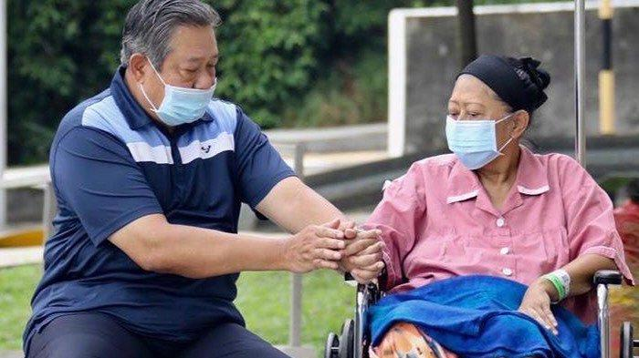VIDEO SBY Nyanyi Lagu 'Seruling di Lembah Sunyi' Bikin Merinding, Suara Cinta untuk Ani Yudhoyono