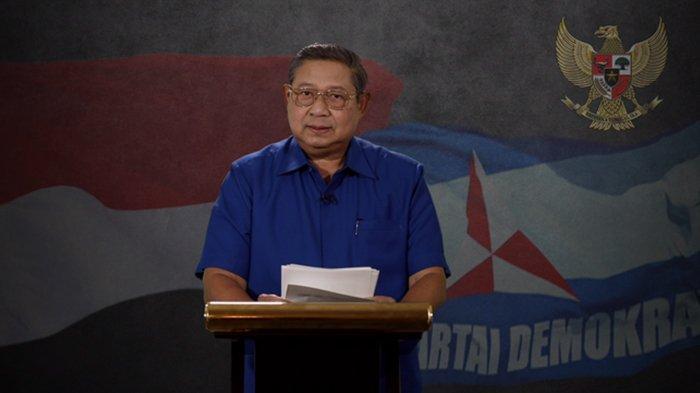 Pidato SBY Malam Nanti Bukan Pidato Politik, Ini Penjelasan Sekjen Partai Demokrat Hinca Pandjaitan