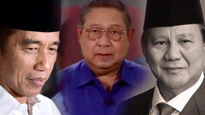 Terungkap, Prabowo Ingin Ketemu SBY di Singapura tapi Dibatalkan, Bersamaan dengan AHY Temui Jokowi