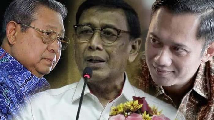 Begini Sikap SBY Atas Penusukan Wiranto, AHY Bocorkan Kondisi Terbaru Menko Polhukam