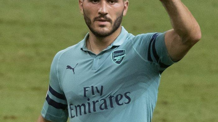 Jelang Malam Tahun Baru WIB, Arsenal Resmi Pulangkan Sead Kolasinac ke Schalke, Klub Asalnya