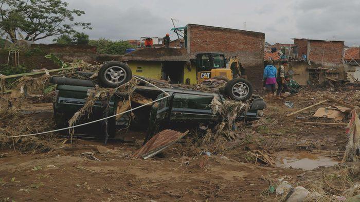 Polda Temukan Pelanggaran hingga Korupsi Terkait Bencana Banjir Bandang Garut