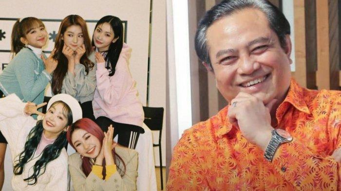 Bangga, Secret Number Jadi Girl Grup Kpop Disukai Dubes RI untuk Korea Selatan, Ungkapkan Hal ini