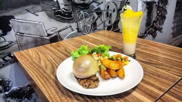 Seimos Cafe, Tempat Hangout 'Anak Zaman Now', Sajikan Aneka Menu Khas Western dan Nusantara