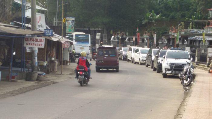Wanayasa Purwakarta Ramai Dikunjungi Wisatawan