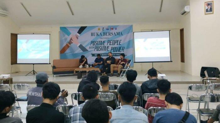 Mahasiswa Fisip Unpas: 'People Power' Jangan Didengungkan untuk Kepentingan Elite Semata