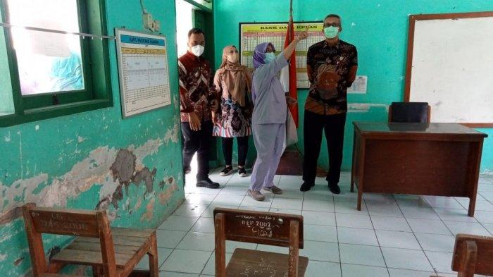 2 SD di Harjamukti Kota Cirebon Disulap Jadi Tempat Isolasi Terpusat Pasien Covid-19