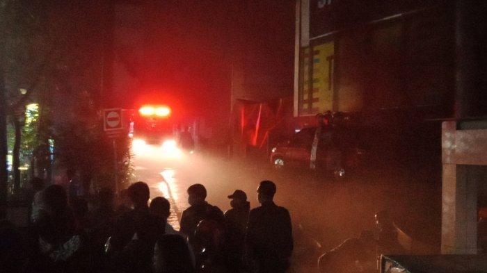 Kebakaran di BEC Kota Bandung, Sudah Lima Orang jadi Korban, Ini Asal Muasal Api