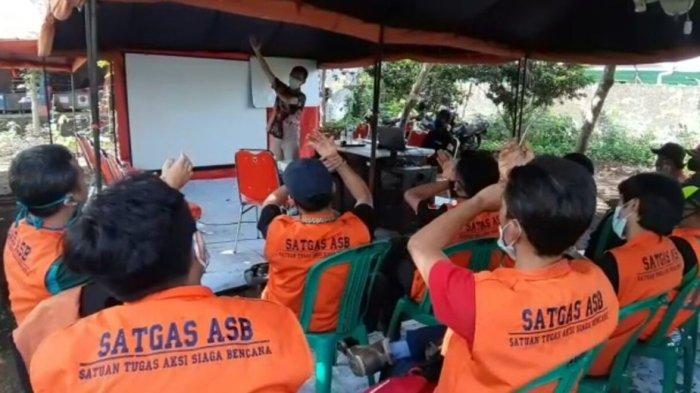 Relawan Belajar Siap Siaga Bencana, BPBD Kota Sukabumi Ingin Banyak Kelurahan Tangguh Bencana