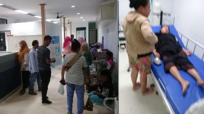 16 Warga Cilangkap Cium Bau Tak Sedap, Alami Gangguan Pernapasan akibat Asap dari Indo Bharat Rayon