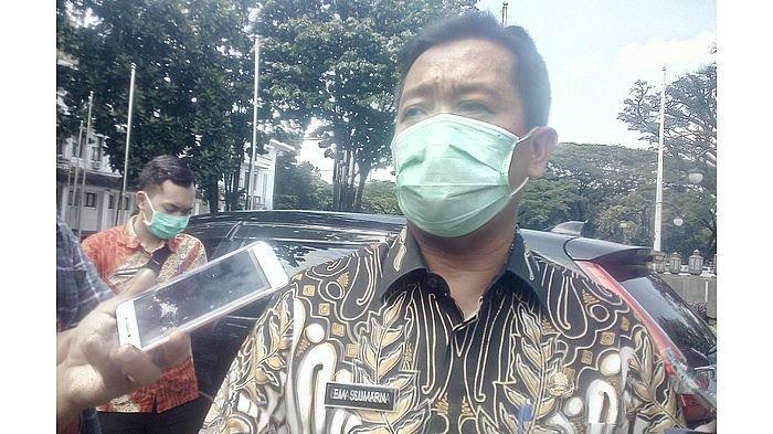 Positif Covid-19, Sekda Kota Bandung Alami Hilang Penciuman, Istri dan Anak Juga Positif