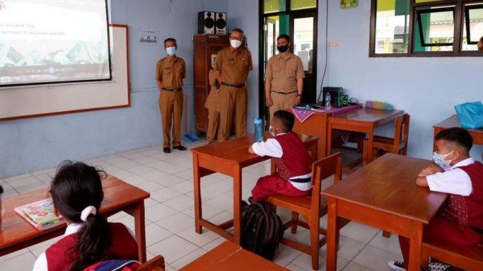 Mobilitas Warga Meningkat di Hari Pertama PTM Terbatas, Sekda Kota Cirebon Ingatkan Hal Ini