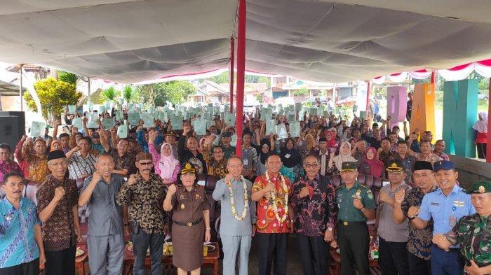 Sebanyak 822.982 Bidang Tanah di Kabupaten Majalengka Belum Bersertifikat