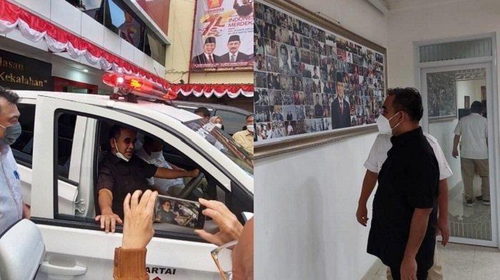 Ahmad Muzani Memastikan Kadernya Terjun ke Masyarakat Terdampak Pandemi Covid-19 di Jabar