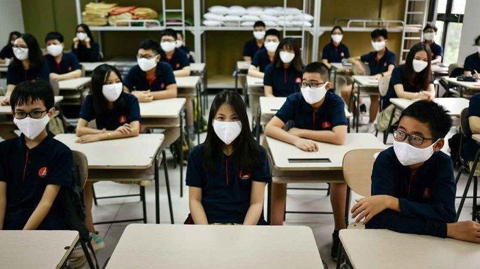 RESMI, Sekolah di Zona Kuning Boleh Gelar KBM Tatap Muka