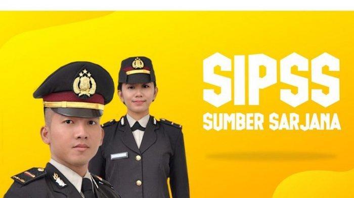 Kepolisian Republik Indonesia (Polri) membuka penerimaan Sekolah Inspektur Polisi Sumber Sarjana (SIPSS) tahun anggaran 2021