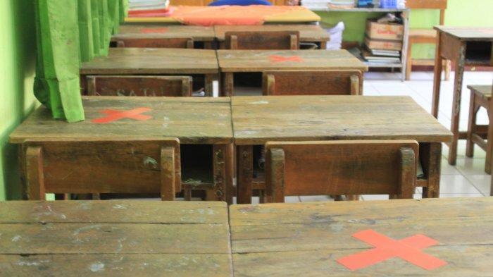 Baru 20 Persen Sekolah di Zona Hijau di Jabar yang Siap Gelar KBM Tatap Muka