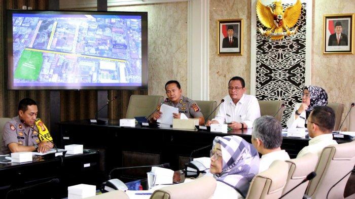 Sekretariat DPRD Jabar Siapkan Acara Pelantikan Anggota DPRD Jabar Periode 2019-2024