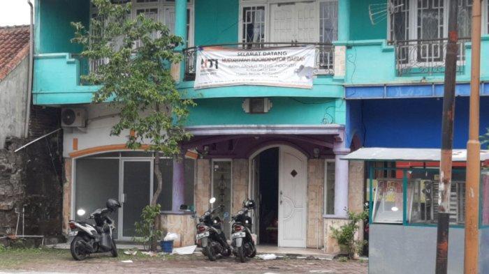 Sekretariat IJTI Galuh Raya di Ciamis Dibobol Maling, Televisi 42 Inci Dibawa Kabur