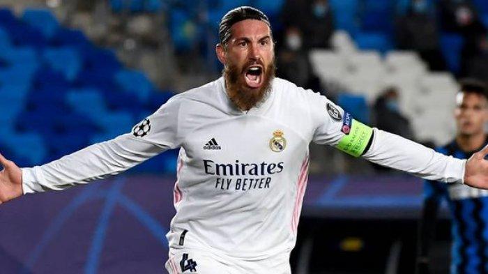 Setelah Lewati 16 Musim Terbaik, Sergio Ramos Tinggalkan Real Madrid