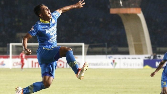 Winger Persib Bandung Ini Ternyata Pernah Ditolak Pelatih Indra Sjafri di Timnas U-19