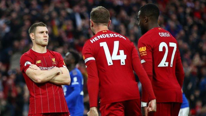LIVE STREAMING TV Bersama Leicester City vs Liverpool di Mola TV, Malam Ini, Berikut Preview-nya
