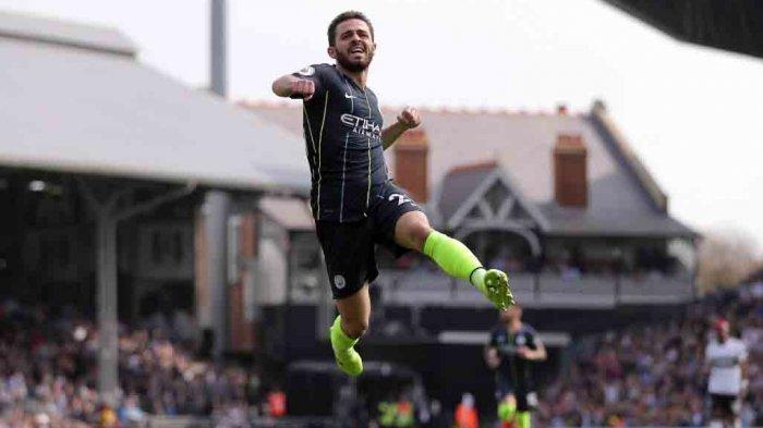 Hasil Liga Inggris, Manchester City Menjauh dari Man United Setelah Menang Atas Everton