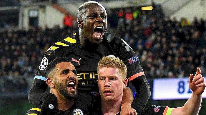 Hasil Liga Champions, Real Madrid Menyerah dari Manchester City, Sergio Ramos Diganjar Kartu Merah
