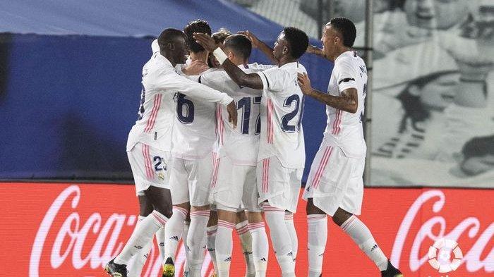 Real Madrid Bungkam Osasuna 2-0, Ini Jalannya Pertandingan