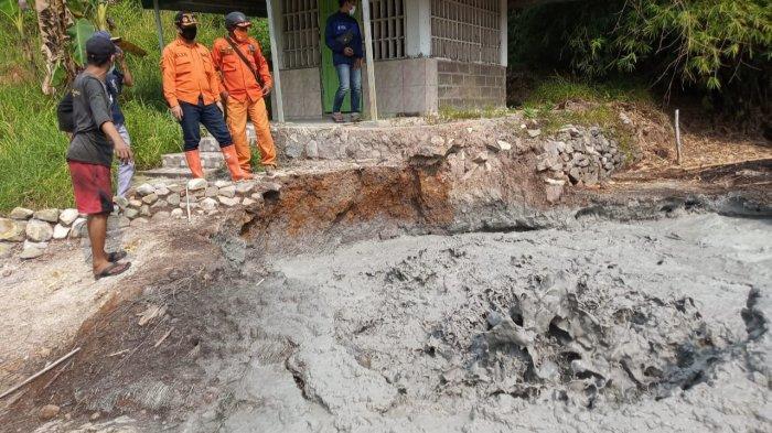 Belum Ada Penelitian Lanjutan Terhadap Semburan Lumpur di Desa Cipanas Cirebon