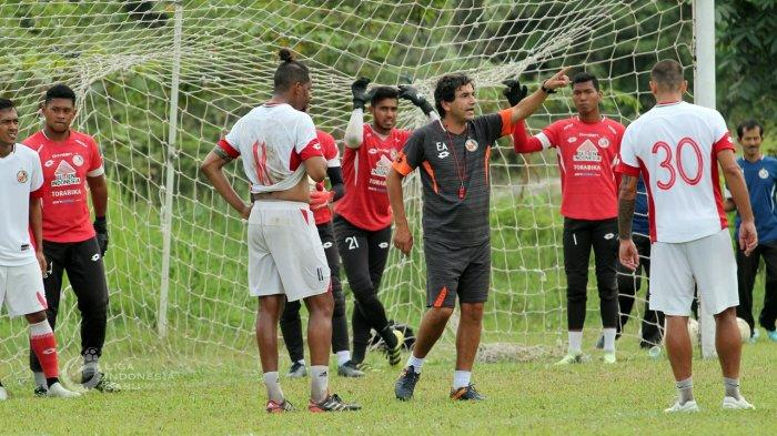 Semen Padang Bawa 18 Pemain untuk Hadapi Persib Bandung, Karl Max dan Flavio Beck Jadi Andalan
