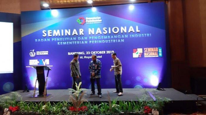 Impor Tinggi, Kemenperin Minta B4T & Balai Keramik Fokus Garap Produksi yang Bisa Sokong Industri
