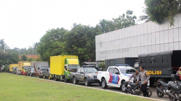 Semua Logistik Pilkada Pangandaran 2020 Sudah Didistribusikan ke Tingkat KPPS