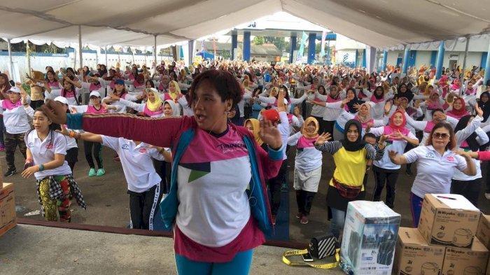 BKKN Sosialisasi Keluarga Berencana di 3 Desa di Sukabumi, Warga Antusias, Ada Hiburan dan Doorprize