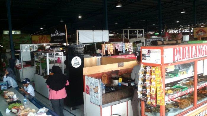 Bulan Ramadan, Sentra Makanan Pasar Panorama Lembang Tetap Buka di Siang Hari