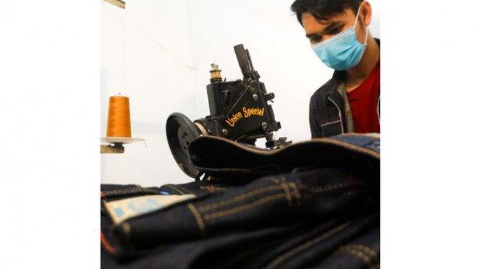 UMKM di Bandung Mampu Produksi Celana Hanya 30 Menit dengan Fast Pants, Teknologi Pertama di Dunia