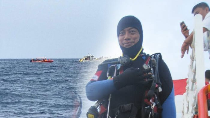 Seorang Penyelam Meninggal saat Pencarian Lion Air PK-LQP, Dia Dikenal Sebagai Sosok Baik Hati