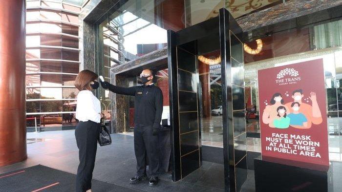 Dampak Relaksasi PPKM Mulai Terasa, Tamu Hotel dari Kalangan Keluarga Banyak Menginap Saat Weekday